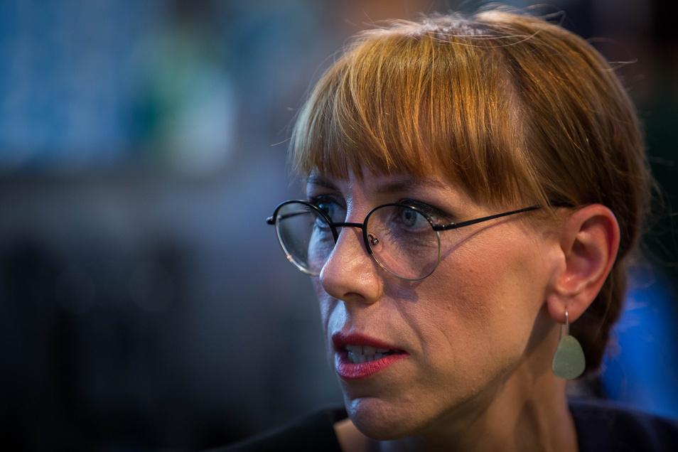Justizministerin Katja Meier (Grüne).