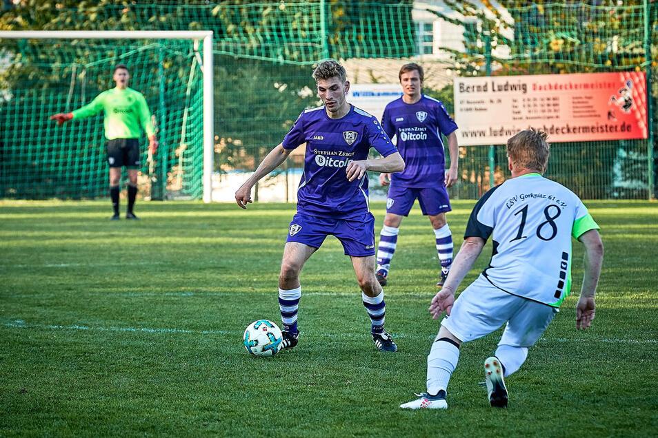 Zu viele Fußballer für einen Rasen: So ist es bisher in Gorknitz.
