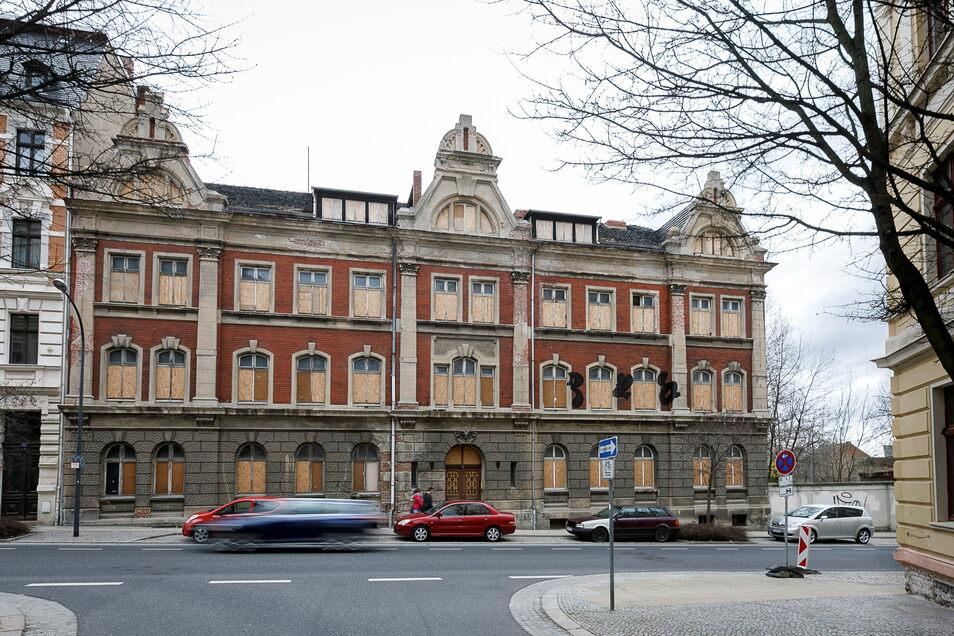 Dieses Gebäude, das zum früheren Schlachthof in Görlitz gehörte, soll ein Teil des Campus für die neue Oberschule werden.