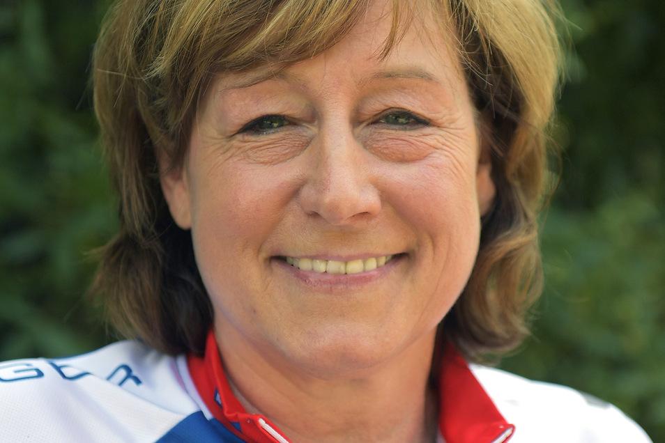 Christa Luding, Olympiasiegerin im Eisschnelllauf