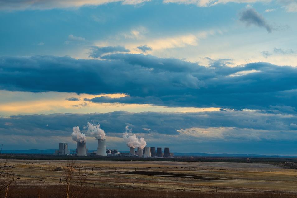 Das Kraftwerk Boxberg: Es soll zu einem Forschungsstandort für die Entwicklung und den praktischen Einsatz von grünen Carbonfasern werden.
