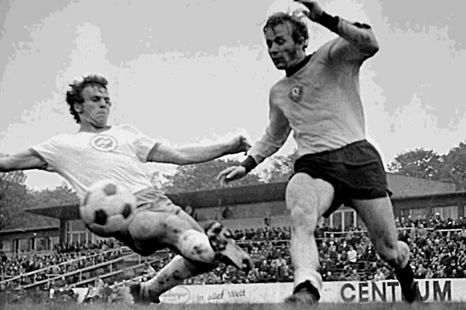 Gert Heidler: Dynamo von 1968 bis 1982 Hat die Europapokal-Geschichte der SGD maßgeblich mitgeprägt, 56 der 98Spiele bestritten, 16Tore erzielt. Nur Hans-Jürgen Kreische hat international öfter für die Dresdner getroffen. 1976 mit der DDR Olympiasieger.