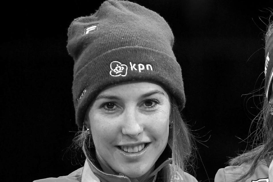 Sie wurde nur 27 Jahre alt: Lara van Ruijven.
