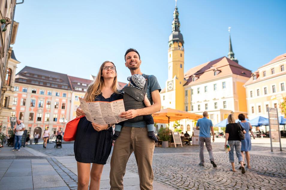 Mit ca. 40 000 Einwohnern ist Bautzen als Zentrum der Oberlausitz ein moderner und attraktiver Dienstleistungs-, Wirtschafts- und Wohnungsstandort.