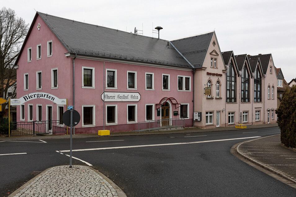 """Für den """"Oberen Gasthof"""" in Oelsa hat die Stadt Rabenau einen neuen Pächter gefunden."""