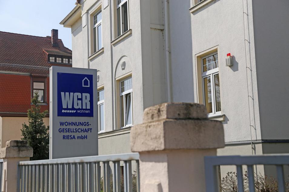 Die WGR-Geschäftsstelle an der Klötzerstraße macht ab dem 11. Mai wieder für Besucher auf. Künftig gelten aber andere Öffnungszeiten.