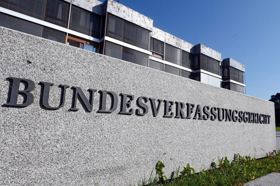 Zwei AfD-Eilanträge beim Bundesverfassungsgericht. in Karlsruhe sind abgewiesen worden.