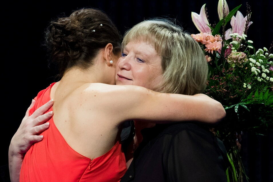 Nach Olympia-Bronze 2016 wurde Sophie Scheder Sachsens Sportlerin des Jahres, ihre Übungsleiterin Gabriele Frehse wurde zur Trainerin des Jahres gekürt.