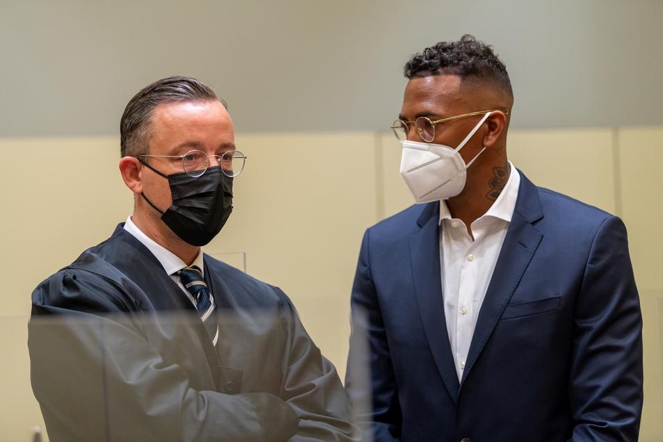 Der Fußballprofi und ehemalige Nationalspieler Jerome Boateng hat Berufung gegen das Urteil gegen ihn eingelegt.