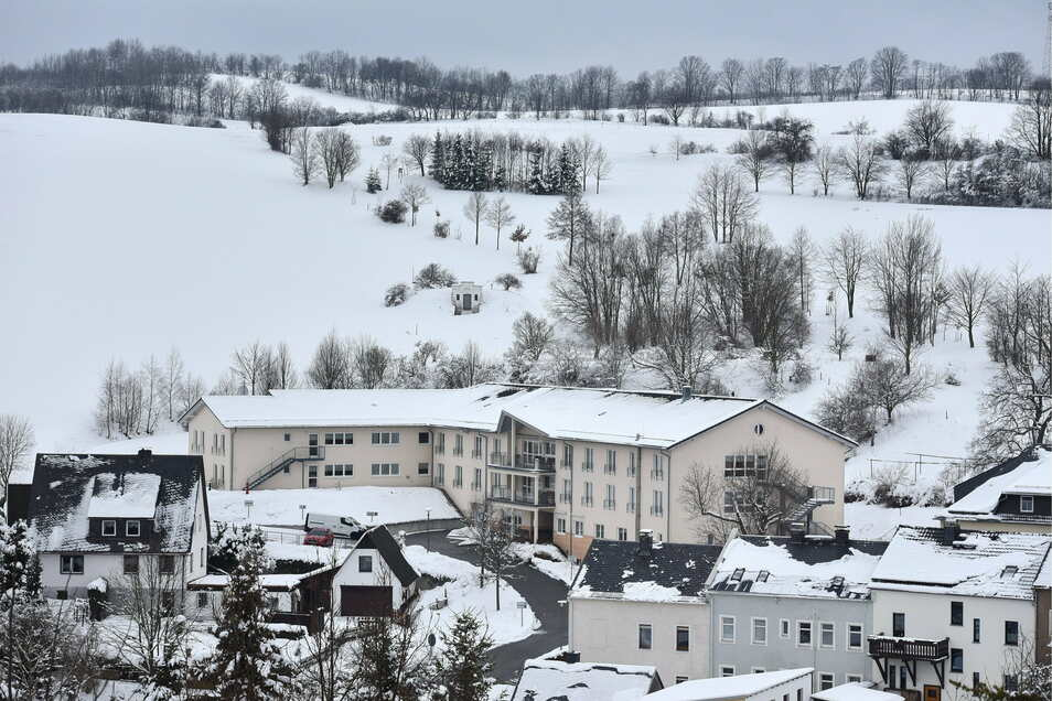 Bewohner und Mitarbeiter des Seniorenpflegeheims Bärenstein sind jetzt geimpft.