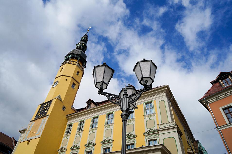 Verwirrung im Rathaus: Bautzens Pressesprecher André Wucht ist beurlaubt worden.