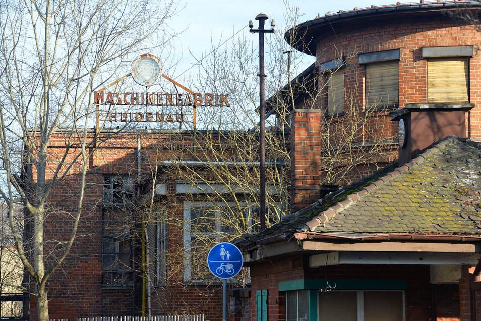 So soll es an der Heidenauer Thomas-Mann-Straße die längste Zeit ausgesehen haben.