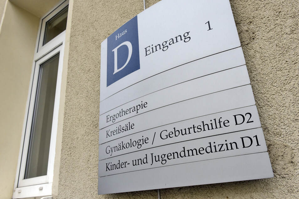 Helios Klinik Leisnig Krankenhaus Haus D