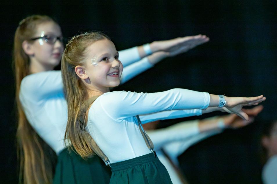 Die Tanzgruppe des TSV 1865 Ohorn wurde in der Kategorie Kids zum diesjährigen Publikumsliebling gekürt.