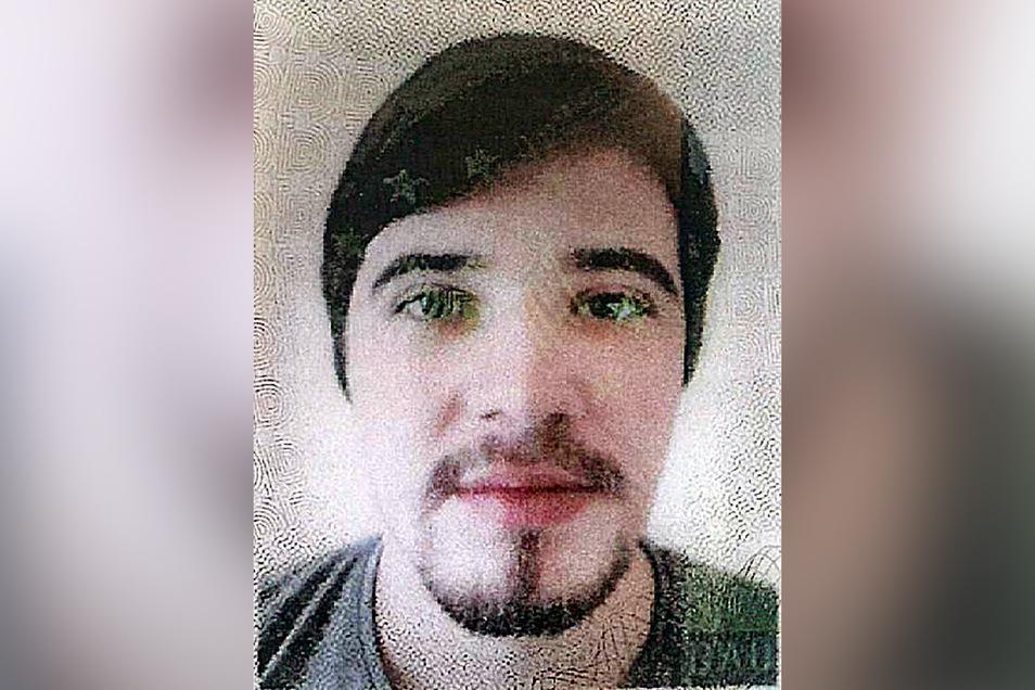 Die Polizei sucht nach Maximilian Baumgärtel. Er wird seit Mitte Juni vermisst.