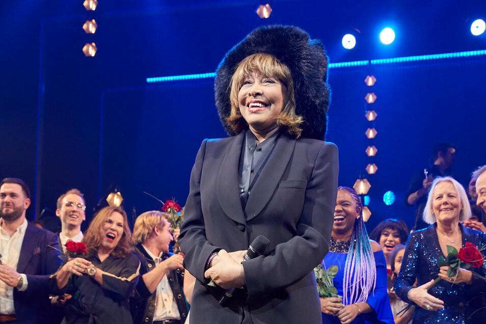 """Im März 2019 kam Tina Turner zur Deutschland-Premiere des Musicals """"Tina - Das Tina Turner Musical"""" nach Hamburg. Die Sängerin lebt in der Schweiz und ist """"vollständig im Ruhestand""""."""