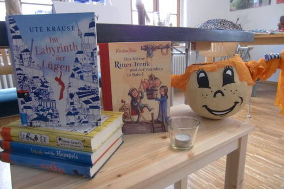 Von Fantasy bis Krimi -  beim Buchsommer Sachsen ist für jeden etwas dabei.
