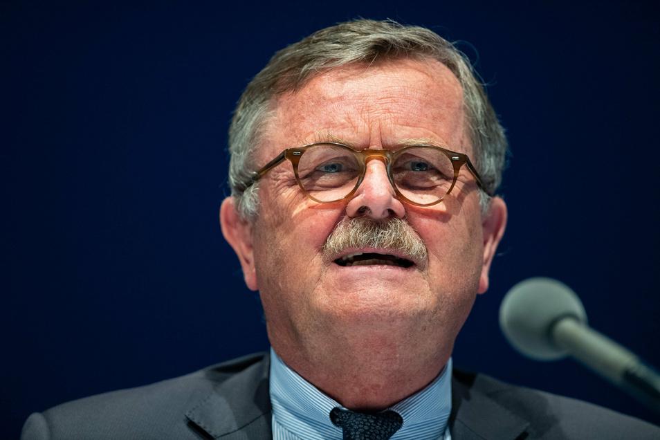 Frank Ulrich Montgomery ist Vorsitzender des Weltärztebundes.