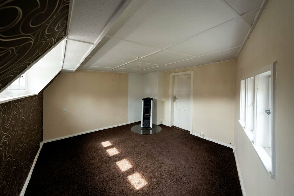 Die Bautzener Wohnungsbaugesellschaft wünscht sich, dass der neue Mieter das Haus auch von innen in einen ursprünglicheren Zustand versetzt.