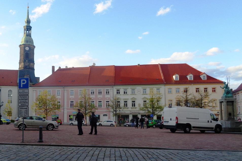 Traumwerte in der Stadt Großenhain: Die Inzidenz ist unter 20 gefallen. In Radebeul, Moritzburg und Weinböhla ebenfalls. Auch im gesamten Landkreis Meißen sieht die Corona-Lage recht gut aus.