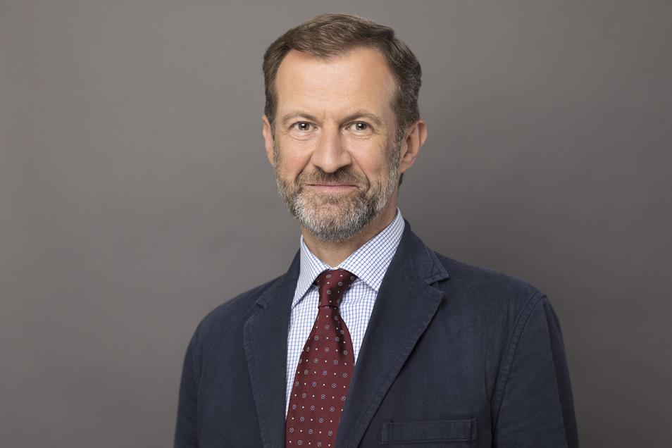 Museumsdirektor Stephan Koja.