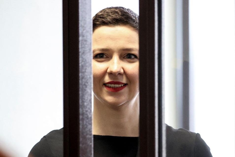 Die frühere Stuttgarter Kulturmanagerin Maria Kolesnikowa soll nach ihrem Widerstand gegen Machthaber Alexander Lukaschenko in Belarus viele Jahre in Haft. Mit dem Urteil zeigt sich der Apparat in Minsk einmal mehr unbeeindruckt von Sanktionen der EU und