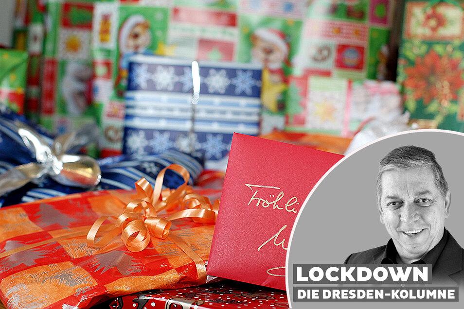 Die Geschenkemenge zu Weihnachten könnte in diesem Jahr deutlich reduziert sein.