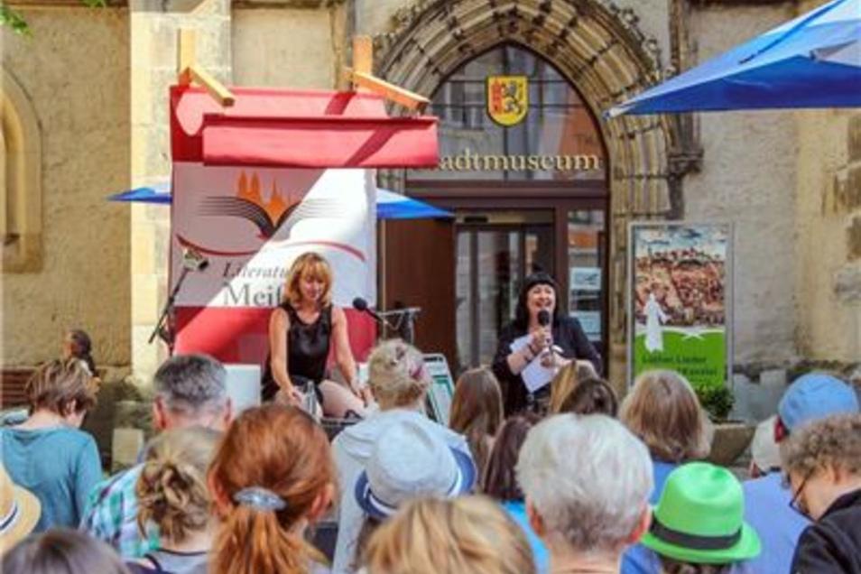 Das Literaturfest in Meißen ist zu einer Tradition geworden. Wird sie 2019 fortgesetzt?