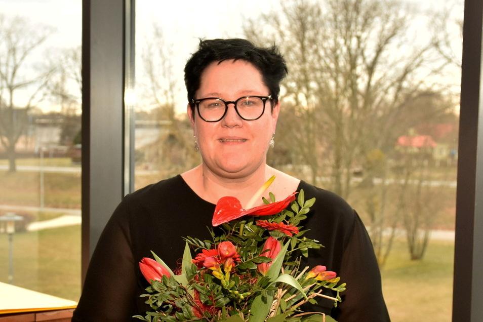 Kathrin Michel aus Kamenz ist die Direktkandidatin der SPD zur Bundestagswahl im Wahlkreis Bautzen 1.