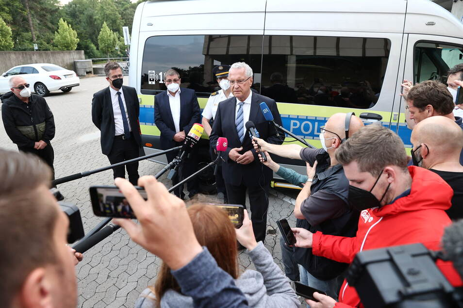 Bayerns Innenminister Joachim Hermann