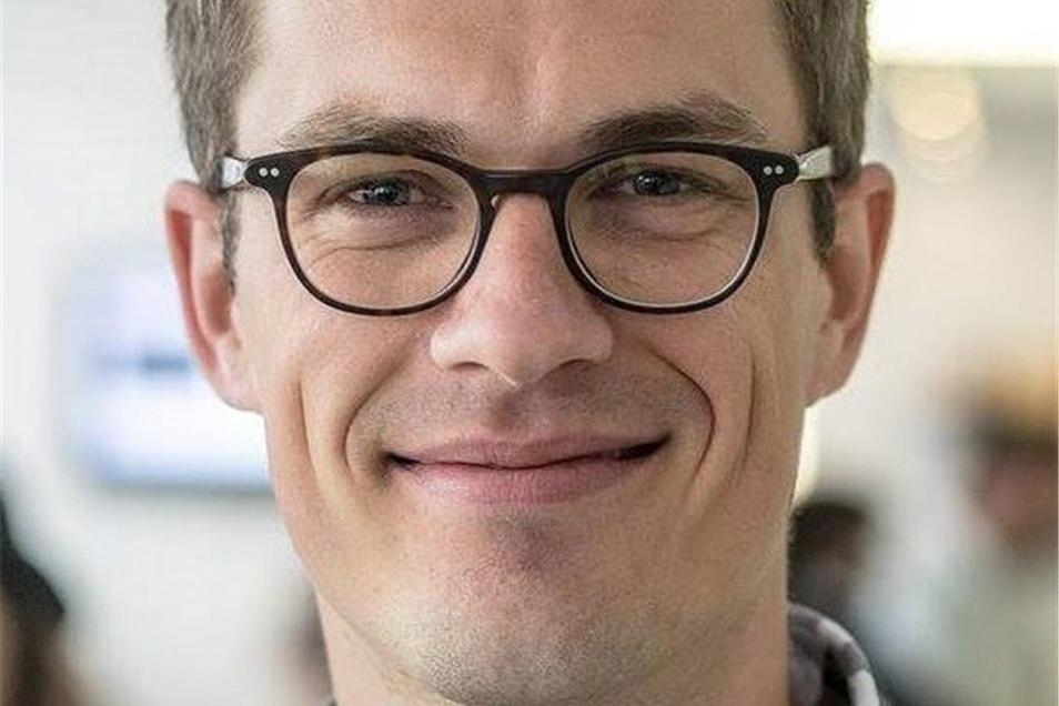 Leander Wattig, Internetblogger aus Berlin.