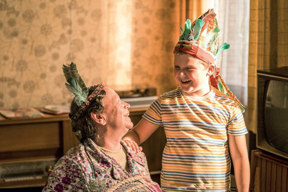 """In der Kerkeling-Biografie """"Der Junge muss an die frische Luft"""" spielte Werner die Oma Bertha."""
