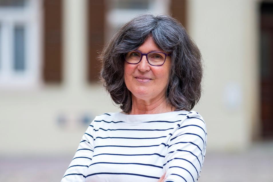 Dagmar Mohn von der Suchtberatung der Diakonie Pirna.