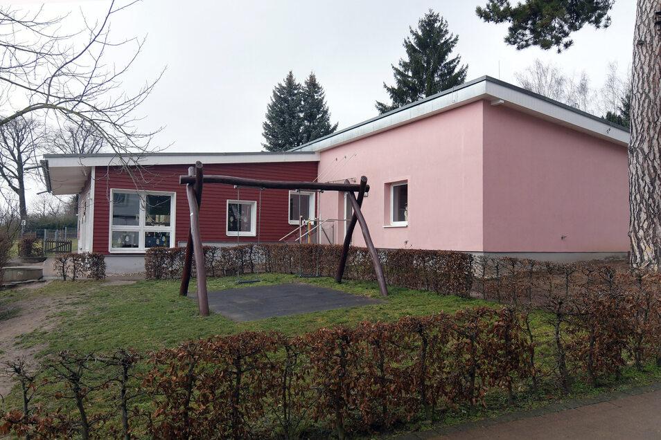 250.000 Euro sind noch aus den Leader-Fördermitteln übrig. Die Zschaitzer Gemeinderäte wollen sie zur Umgestaltung der Außenanlage der Lüttewitzer Kita nutzen.
