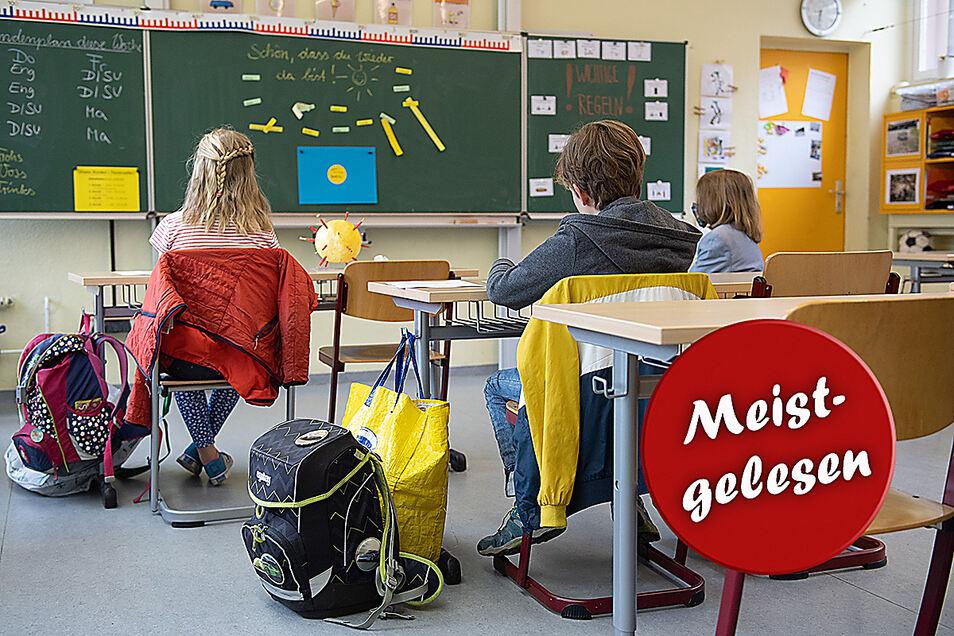 Wie groß ist die Ansteckungsgefahr in Schule und Kita? Ein Dresdner Kindermediziner gibt Auskunft.