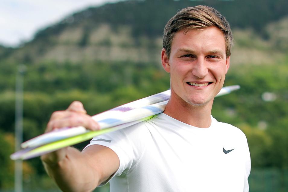 Thomas Röhler hört auf seinen Körper und hat seine Teilnahme an den Spielen in Tokio abgesagt.