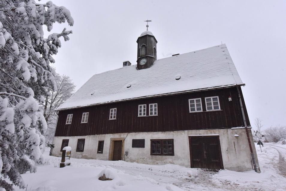 Als Schauwetterwarte könnte das Huthaus in Zinnwald ein attraktives Besucherziel werden.