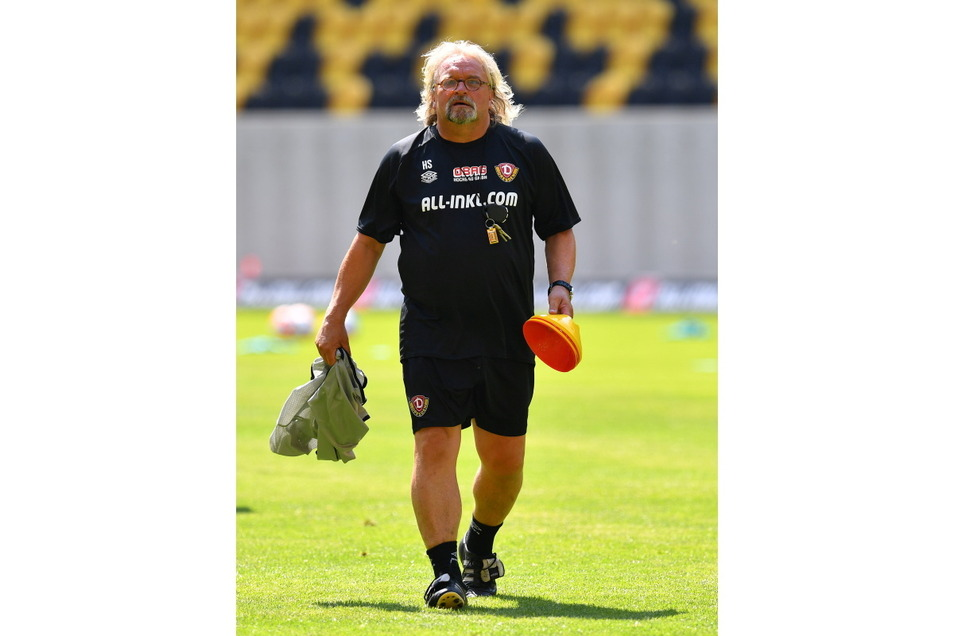Heiko Scholz, Co-Trainer bei Dynamo Dresden, ist nächster Gast beim Schönfelder Fußballabend.