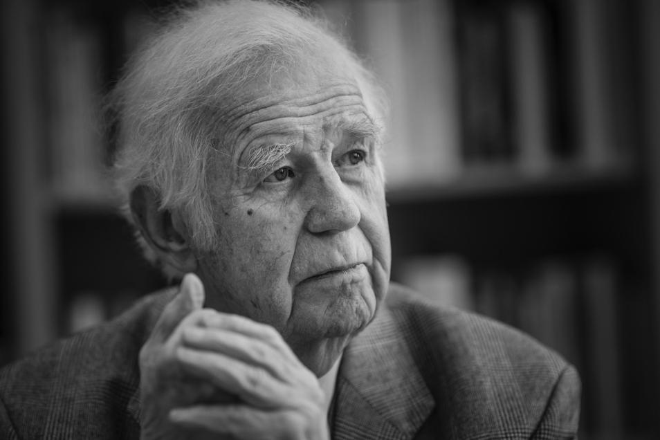 Kurt Biedenkopf war im Alter von 91 Jahren gestorben.