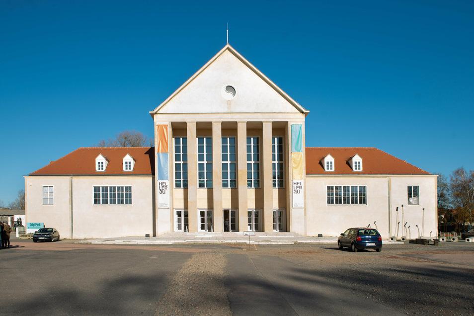 Das Festspielhaus Hellerau