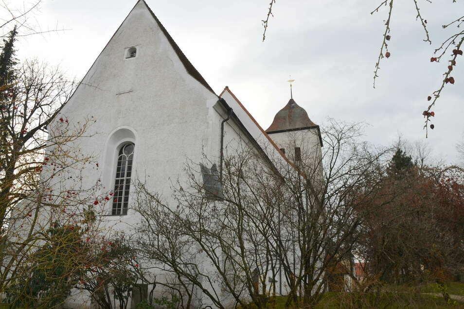 Die Johanneskirche in Reichenbach