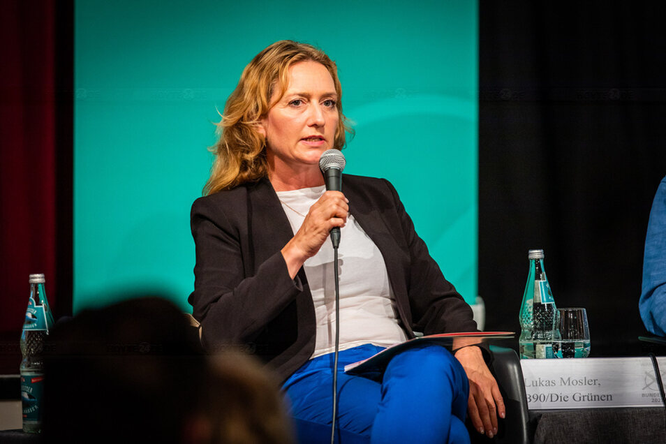 Caren Lay ist nach 2017 erneut Direktkandidatin für Die Linke im Wahlkreis Bautzen I.