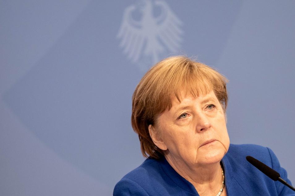 Umfassender Klimaschutz braucht politische Mehrheiten, sagt Bundeskanzlerin Angela Merkel (CDU).