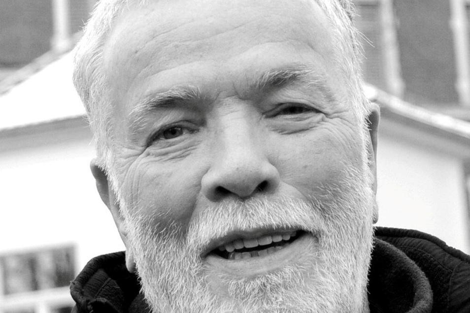 Wegbereiter der Wende, langjähriger Stadtrat und Mitbegründer der Freien Werkschule: Stephan Nierade.