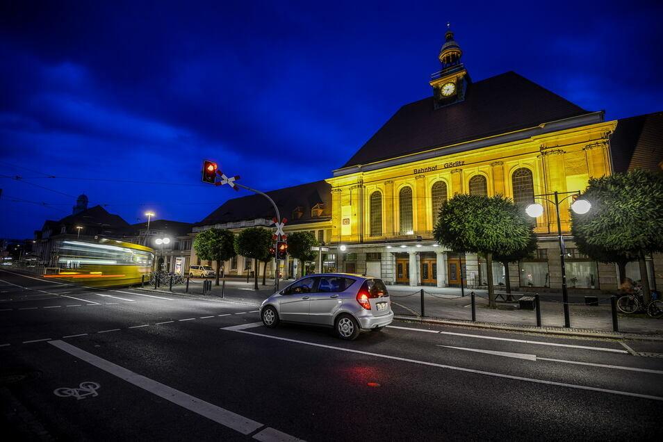 Im Bahnhof Görlitz soll es künftig eine Fahrradstation geben - genauer gesagt im Fußgängertunnel, der die Bahnhofshalle mit dem Südausgang verbindet.