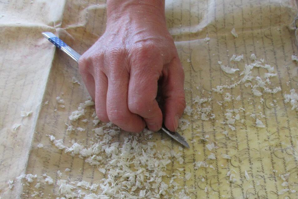 530 wertvolle Urkunden aus dem Bautzener Stadtarchiv sollen gereinigt und besser gelagert werden.