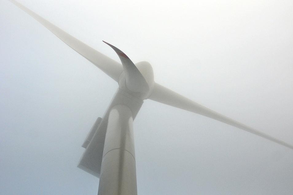 Auf der Baeyerhöhe in Klipphausen werden zusätzliche Windräder gebaut. Klipphausen will über Anzahl und Höhe entscheiden.