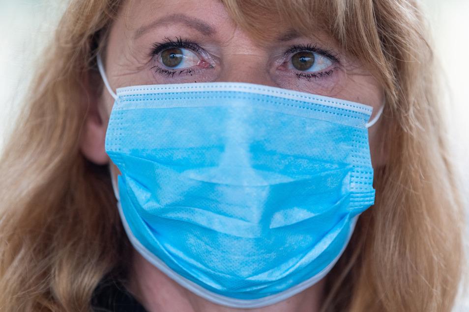 Ob und wann die Maskenpflicht aufgehoben wird, sollte Petra Köpping (SPD) zufolge bundesweit gemeinsam entschieden werden.