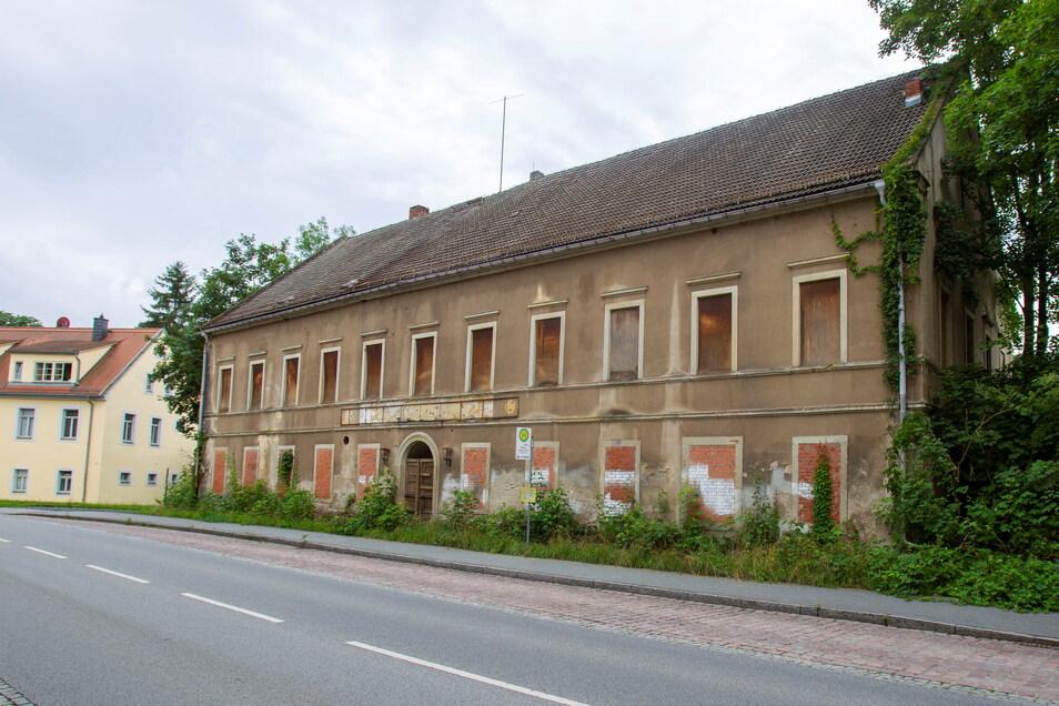 Früher wurde im Gasthof Rottwerndorf gerne getanzt und ein Bierchen gezischt. Das geht seit vielen Jahren nicht mehr.