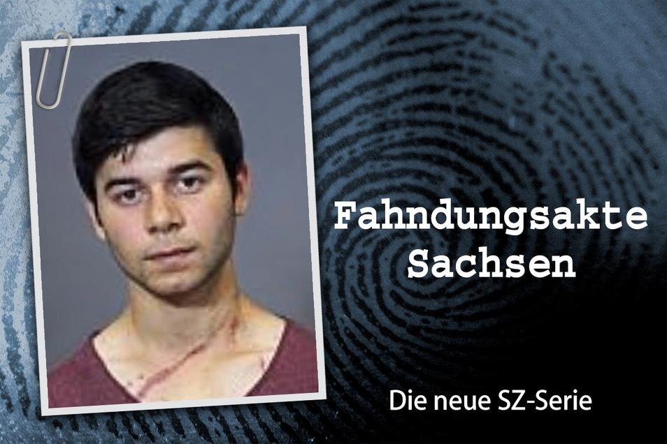 Fahndungsakte Farhad Ramazan Ahmad: 22 + geb. im Irak + dringender Verdacht des gemeinschaftlichen Totschlags am 26.8.2018 in Chemnitz + Könnte bewaffnet sein + Foto von 2016, sieht heute wohl anders aus